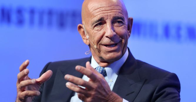 Investor and Trump friend Tom Barrack not going to Saudi conference 2