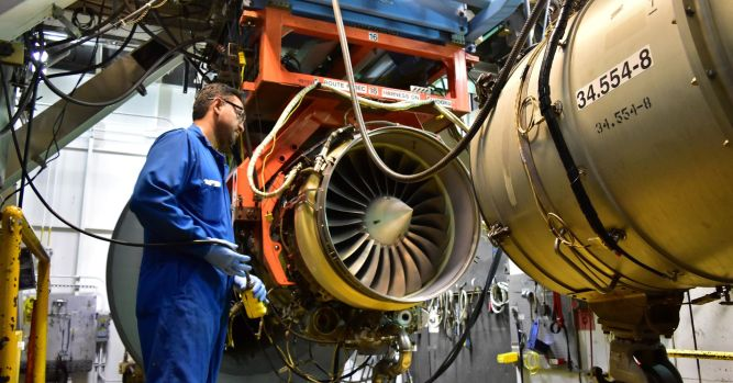 Honeywell profit beats on strong aerospace and warehouse automation sales 1
