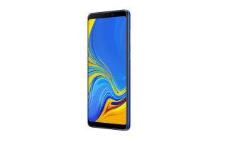 Samsung unveils the Galaxy A9, first smartphone with quad rear camera 2