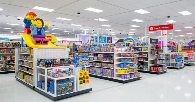 Hundreds of Target stores are getting a makeover in the toy aisles ahead of the holidays 2