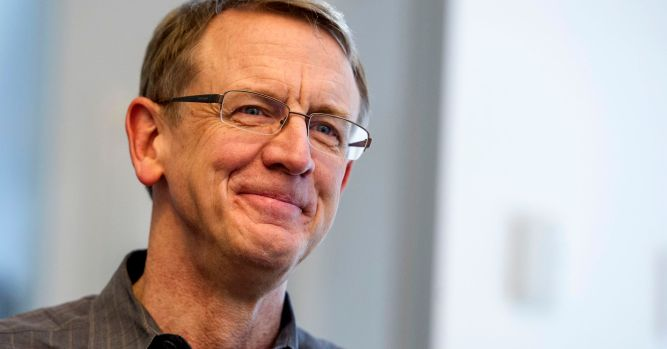 John Doerr convinced Amazon will roll out Prime Health 1