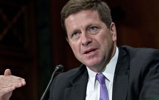 SEC Chairman Jay Clayton speaks at financial markets conference 2
