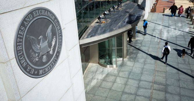 In crackdown of crypto, SEC goes after unregistered coin offerings