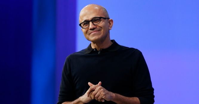Microsoft ends trading ahead of Apple by market cap 5