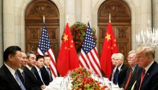 G20: US and China agree to suspend new trade tariffs 2