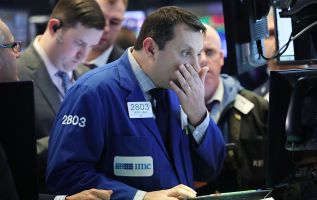 Futures lower after market whiplash, jobs report, Bitcoin falls 2