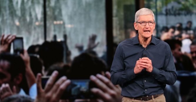 Tim Cook didn't run a contest like Amazon for Apple's new campuses 1