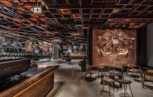 Here's what Starbucks' new Roastery in New York City looks like 3