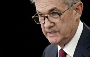 Fed chief Powell says he doesn't see the Fed changing its strategy for shrinking the balance sheet 1