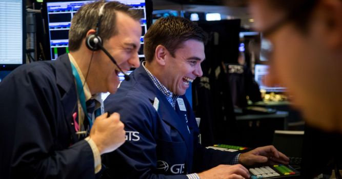 The stock market rally to start 2019 is one for the history books 7