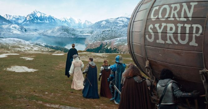 Bud Light touches nerve with corn syrup Super Bowl ads 10