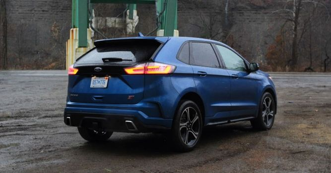 The 2019 Ford Edge ST isn't the sporty SUV we wanted it to be 6
