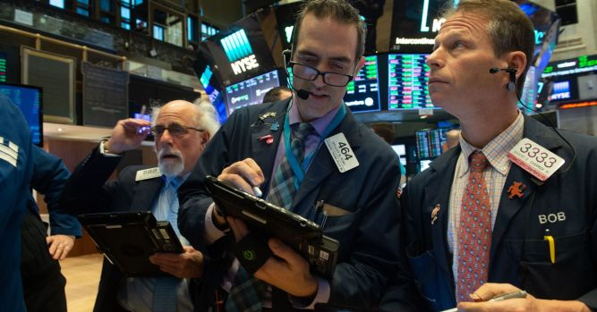 Stocks making the biggest moves midday: XPO Logistics, Nvidia, Canopy 9