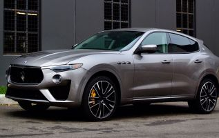 Maserati Levante GTS delivers on speed with Ferrari engine 3
