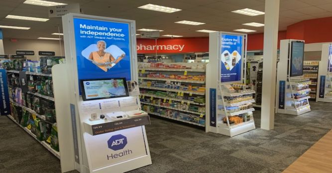 Look at Walgreens and CVS' remodeled stores that focus more on health 2