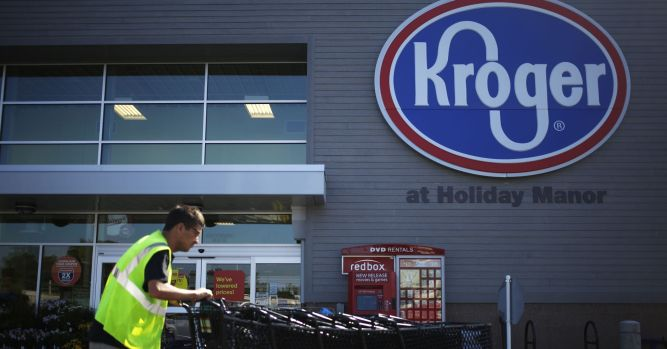 Kroger makes another bold move in bid to woo grocery shoppers 1