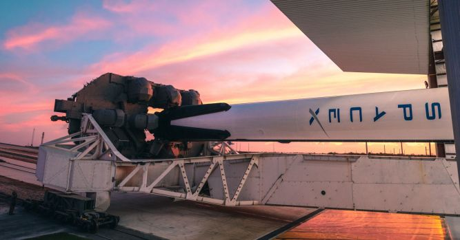 SpaceX Demo-1 first NASA Commercial Crew launch 6
