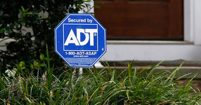 Home security firm ADT's outlook disappoints, shares sink 10% 9