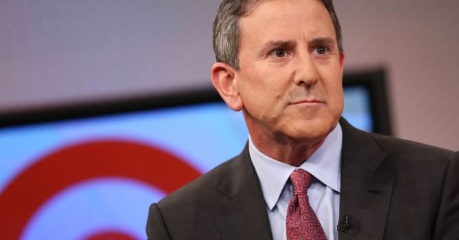 Target CEO Brian Cornell sounds less exuberant about US consumer now 1