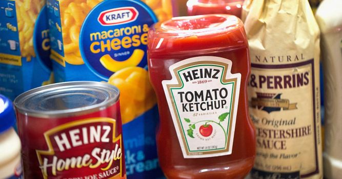 Disrupters are the biggest winners — Kraft Heinz take note 1