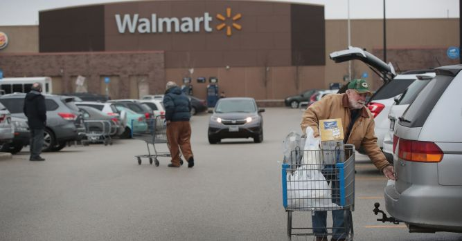 Walmart to make 'every effort' to keep disabled greeters 1