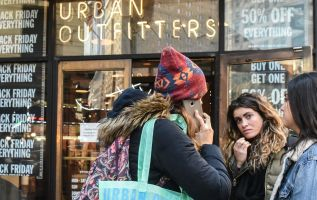Urban Outfitters starts 2019 on frosty note, shares slip 3