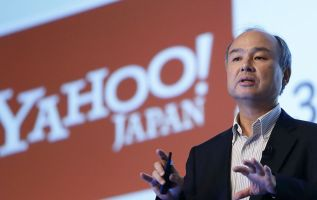 SoftBank's Vision Fund has already invested $70 billion, CEO Son says 2