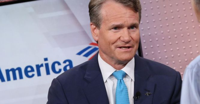 Bank of America could be about to break out, technician says 5