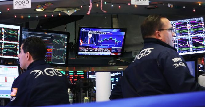 Rally could collapse due to trade, Brexit risks: market watcher 5
