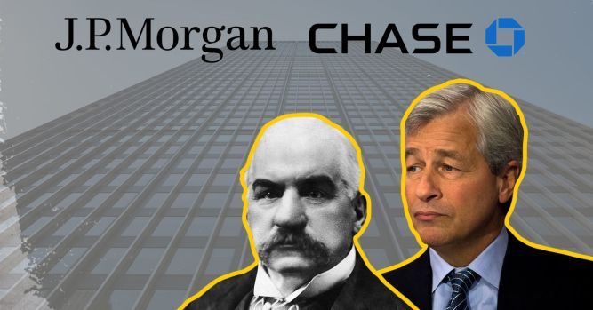How J.P. Morgan Chase became the largest bank in the U.S. 1