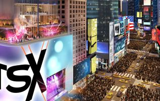 Times Square is about to get a giant new billboard called TSX Broadway 2
