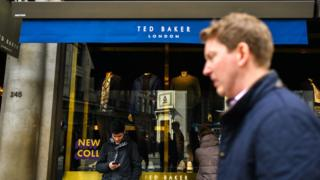 Investors sell Ted Baker shares after profit warning 10