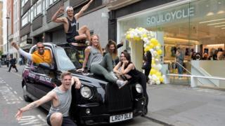 Fitness chains SoulCycle and Equinox in Trump storm 10