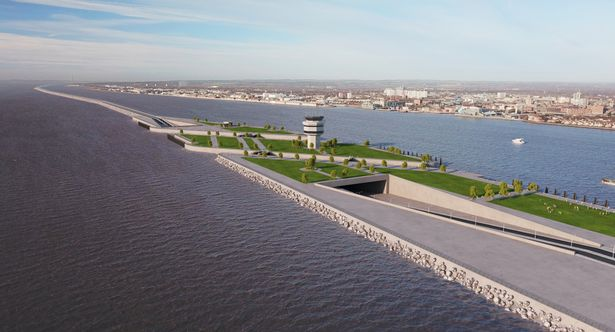 Lagoon Hull: £1.5bn plans for new road in Humber would create 14,000 jobs and expand city's port 6