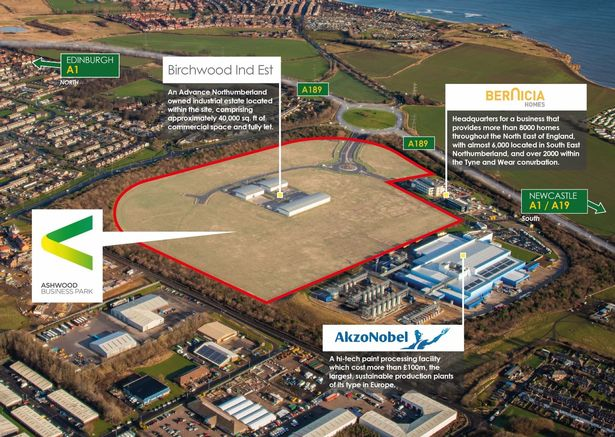 New masterplan unveiled for North East business park with potential to create hundreds of jobs 1