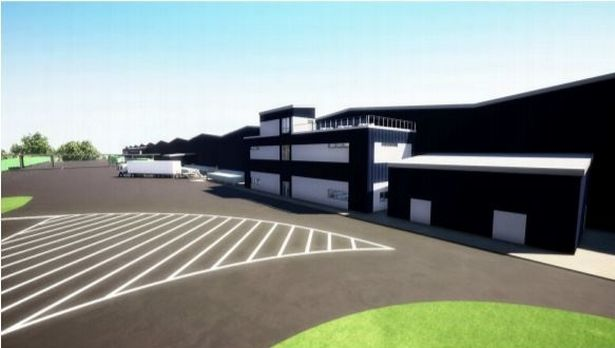 £120m Wren Kitchens UK manufacturing plant given the go-ahead 9
