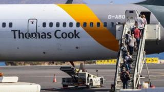 Thomas Cook refund website struggles to cope with demand 4