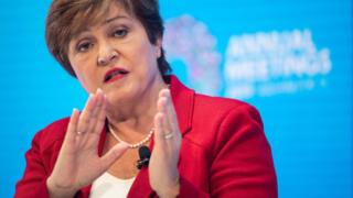 IMF boss Kristalina Georgieva warns of 'painful' Brexit 8