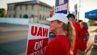 General Motors strike: 'We've got to fight for what's right' 4
