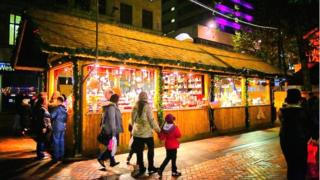 Christmas markets hit by Brexit costs 2