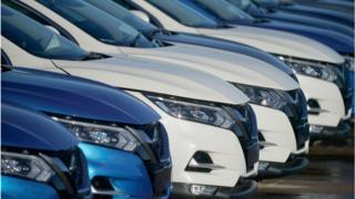 Car industry gloom as UK production falls further 2