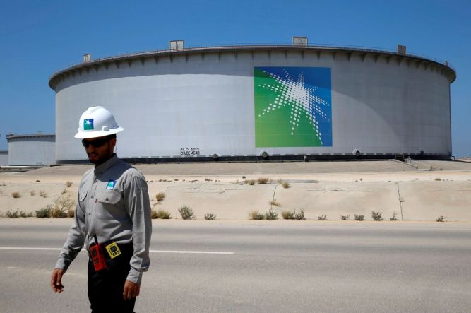 Aramco IPO prospectus expected to be filed by end of the month, report says 1