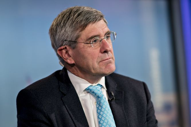 Former Trump campaign advisor Stephen Moore: 'We knew we weren't going to get 5% growth' 2