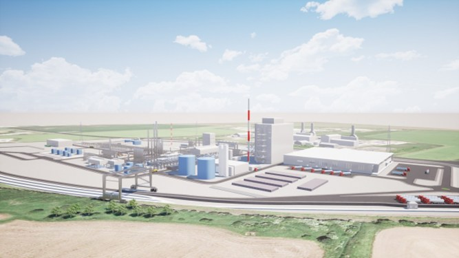 UK's first green jet fuel refinery to be carbon capture ready 1