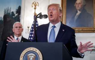 Trump Calls Syria Cease-Fire 'Permanent,' Lifts U.S. Sanctions On Turkey 1