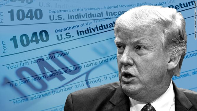 What we might learn from Trump's tax returns — if they're released 1