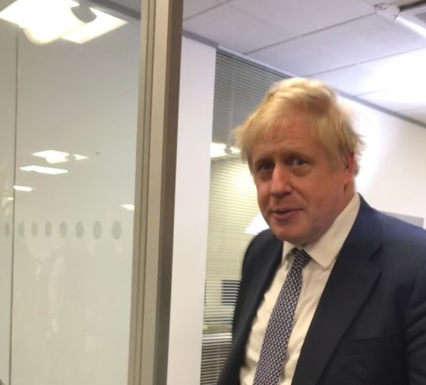 'Second referendum would be bad for business' says Prime Minister Boris Johnson 6