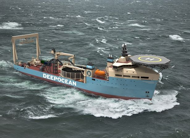 Subsea specialist DeepOcean opens second North East base after growing sales to £156m 3