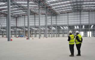 Arco's sadness at Clugston collapse after £25m distribution centre work 3
