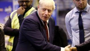 What does business want from Boris? 2